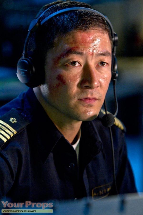Battleship original movie costume