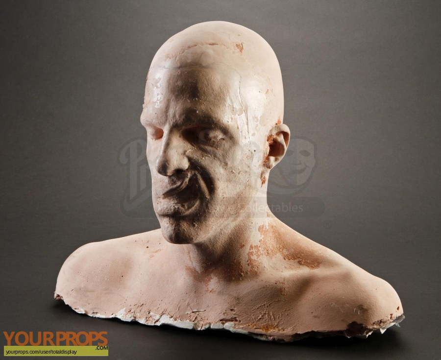 Heroes original make-up   prosthetics