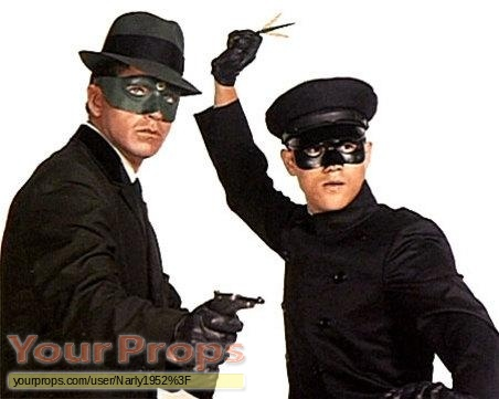 The Green Hornet original movie prop weapon