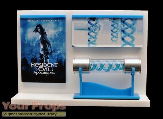 Resident Evil  Apocalypse original movie prop