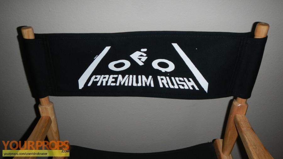 Premium Rush original production material