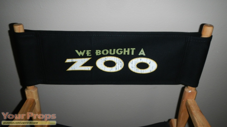 We Bought a Zoo original production material