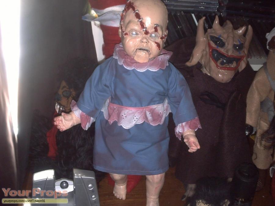 Demonic Toys 2 replica movie prop