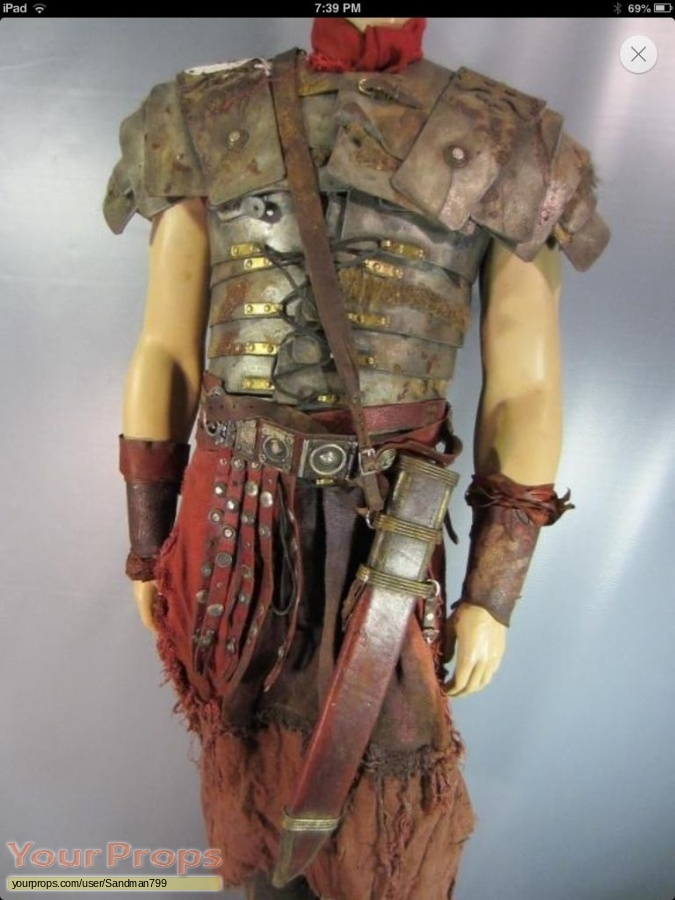 Spartacus  War of the Damned original movie costume