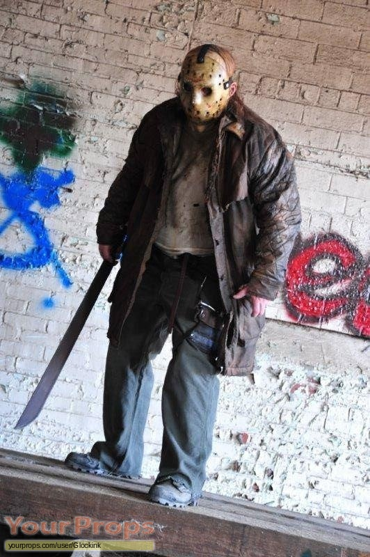 Friday the 13th made from scratch movie costume