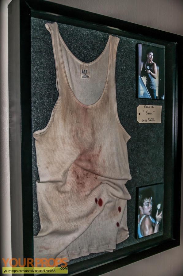 The Forsaken original movie costume