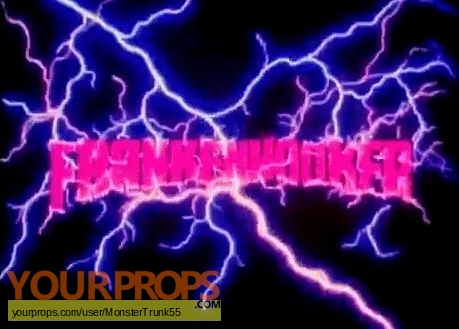 Frankenhooker original production material