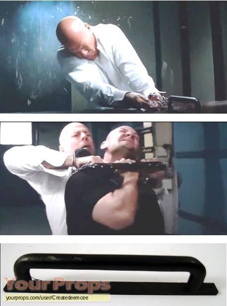 Red 2 original movie prop weapon
