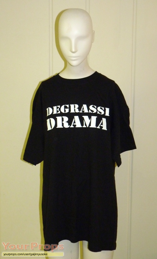 Degrassi  The Next Generation original movie costume