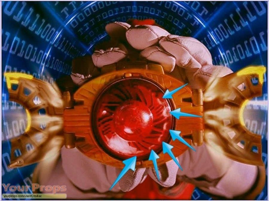 Power Rangers Wild Force original movie prop