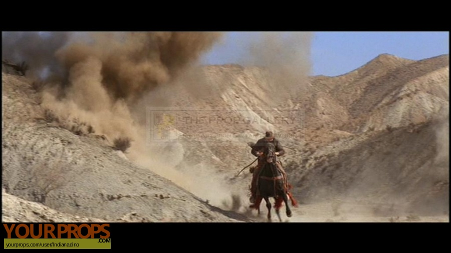 Indiana Jones And The Last Crusade original production material