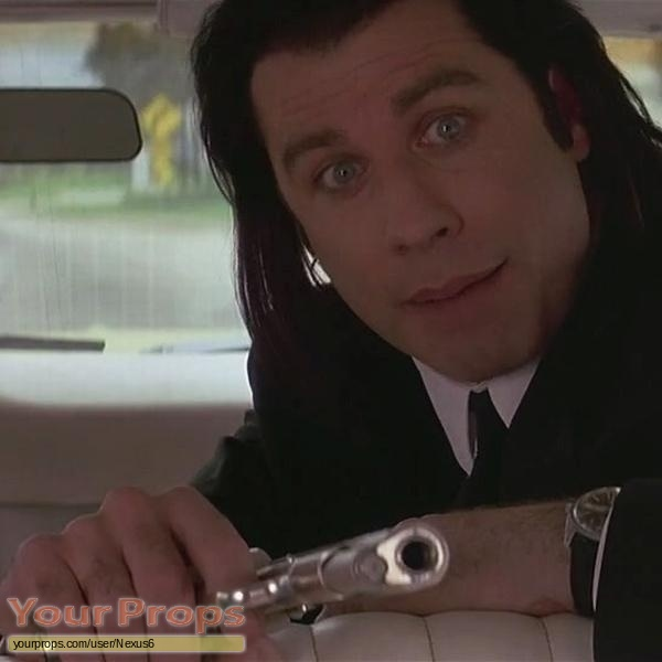 Pulp Fiction replica movie prop weapon