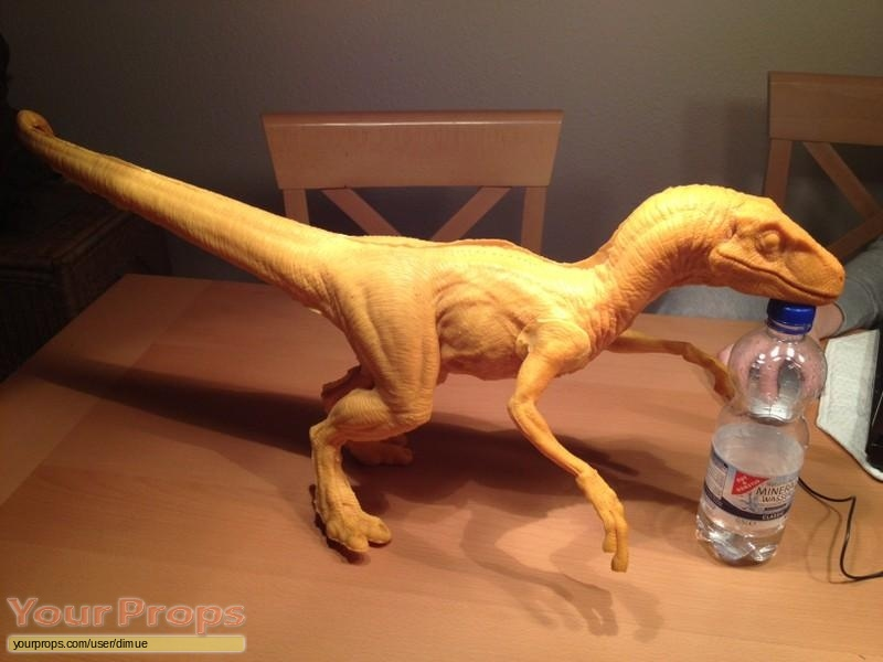Jurassic Park original production material