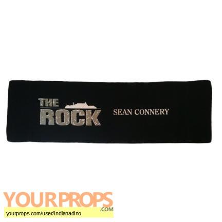 The Rock original production material