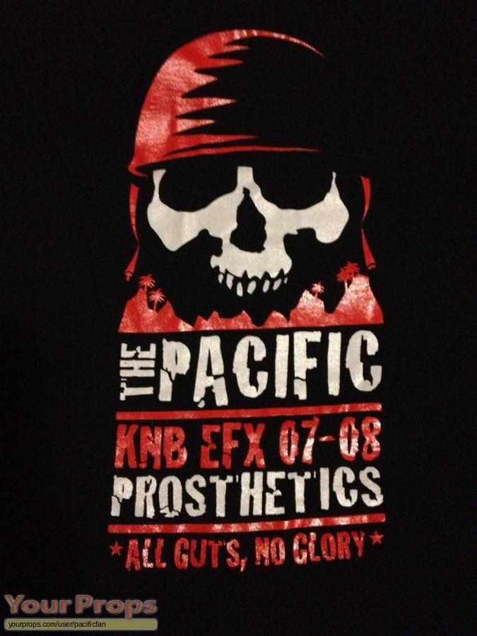 The Pacific original film-crew items