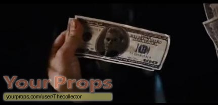 Now You See Me Quotes Mesmerizing Now You See Me Jack Wilder Dave Franco $20 Note Original Movie Prop