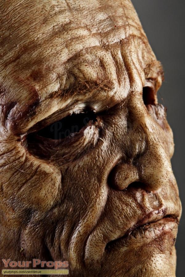 Texas Chainsaw Massacre 3D original production material