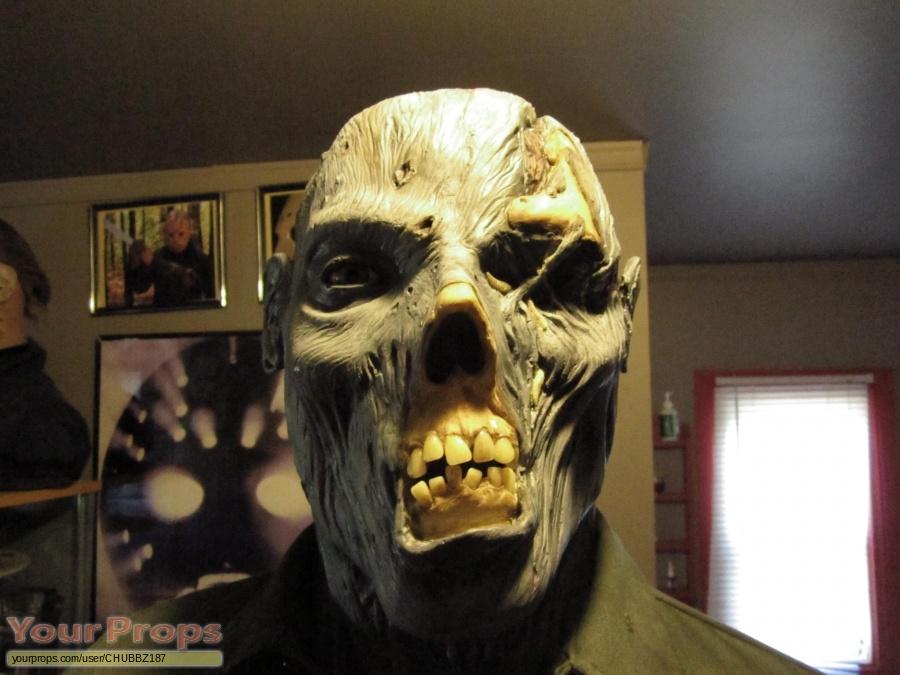 Friday the 13th  Part 6  Jason Lives replica make-up   prosthetics