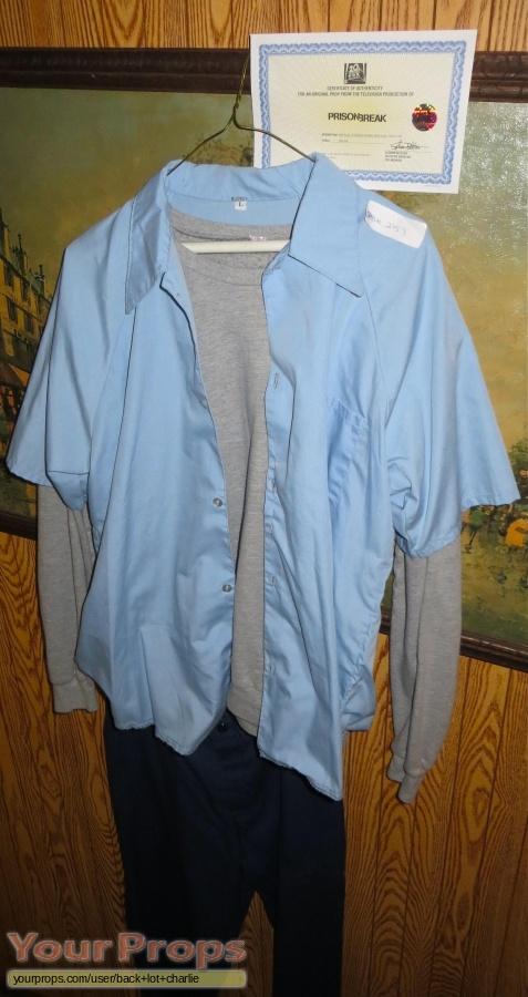 Prison Break original movie costume