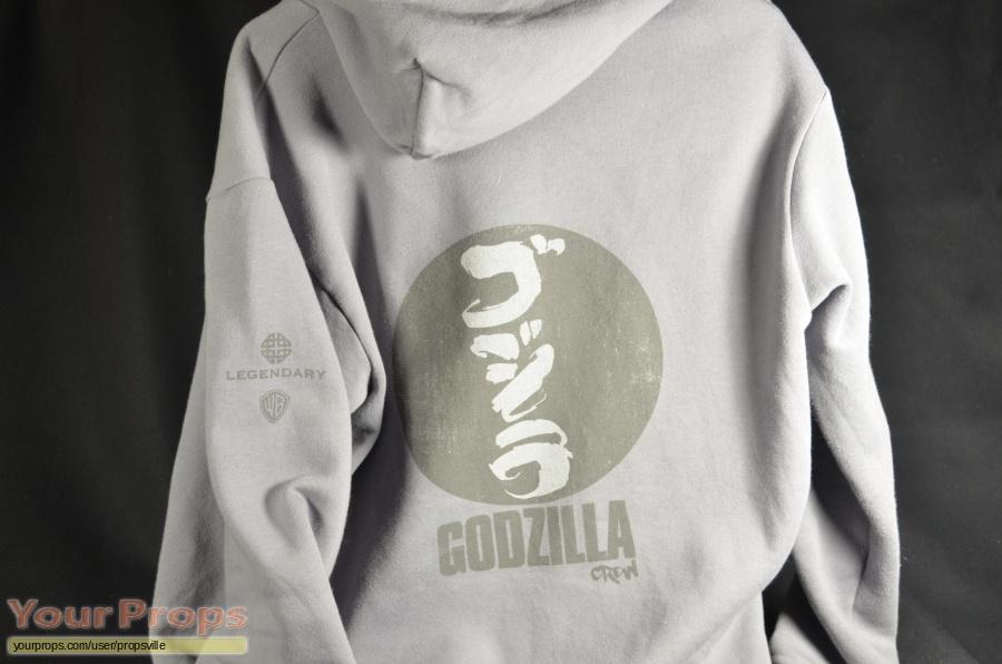 Godzilla original film-crew items