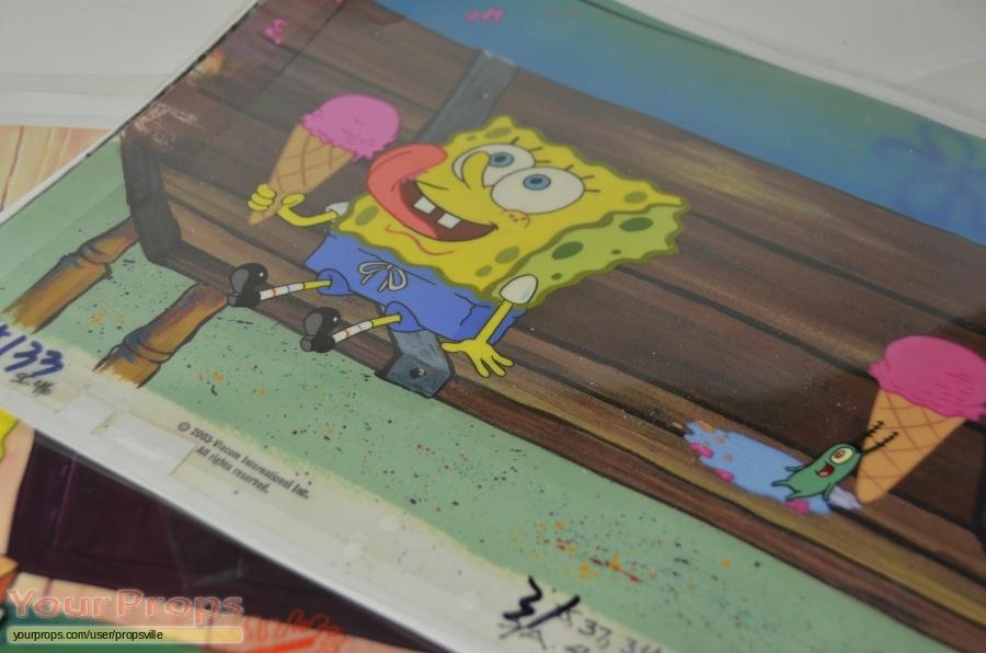 SpongeBob SquarePants original production material