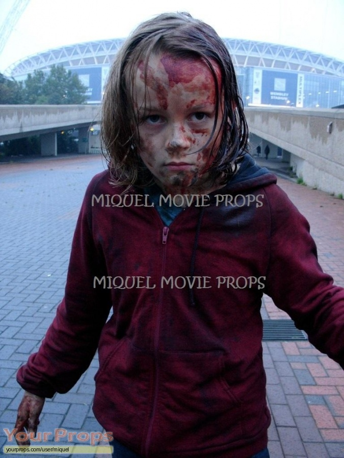 28 Weeks Later original movie costume