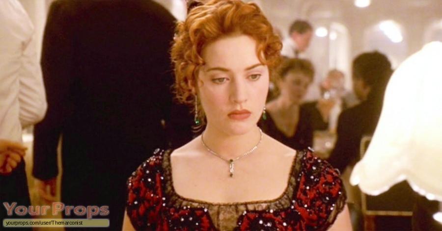 Titanic replica movie costume