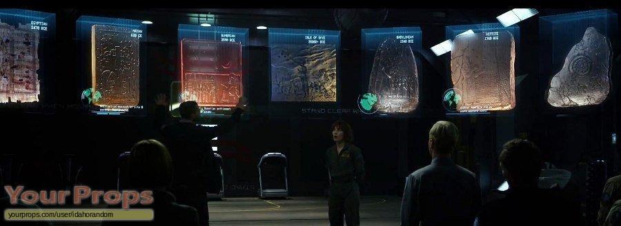 Prometheus replica movie prop