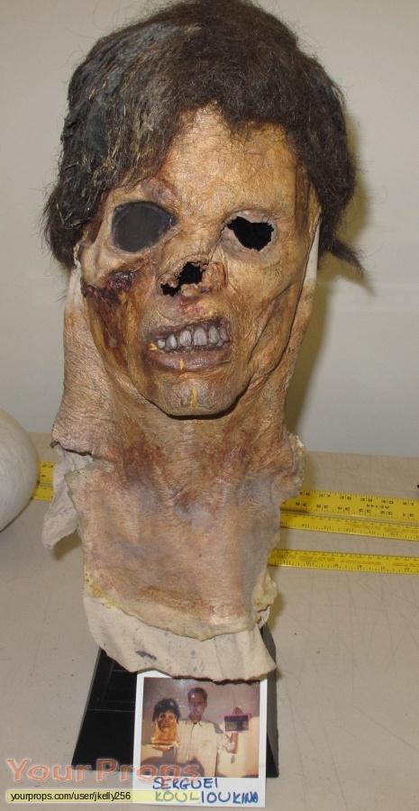 Dawn of the Dead original make-up   prosthetics