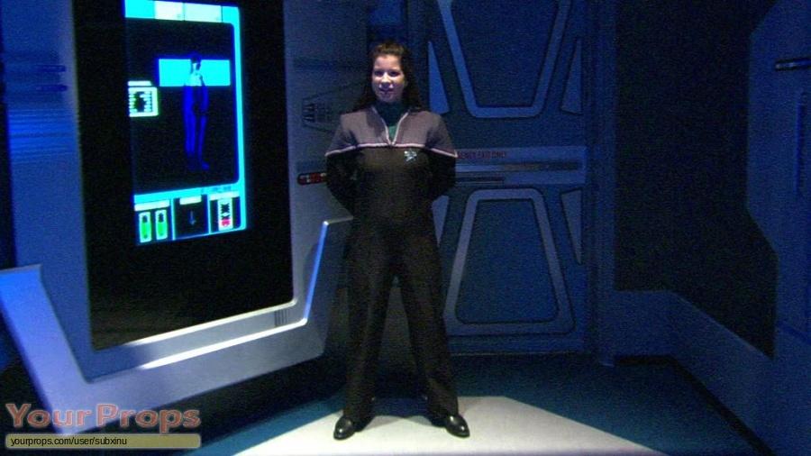 Star Trek  The Experience - Borg Invasion 4D original movie costume