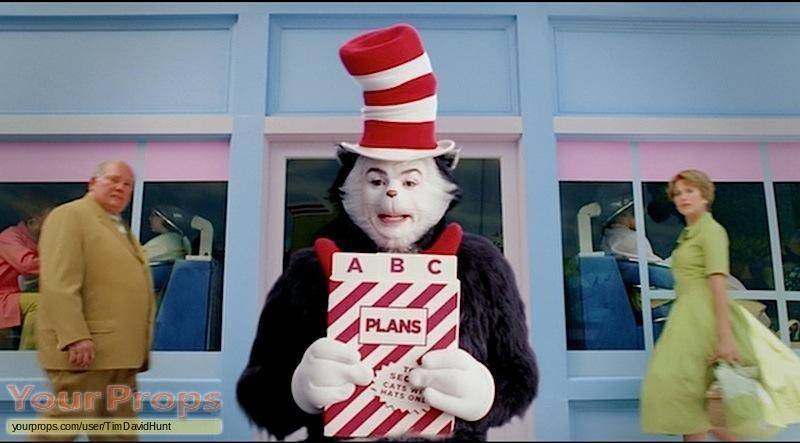 The Cat in the Hat original movie prop