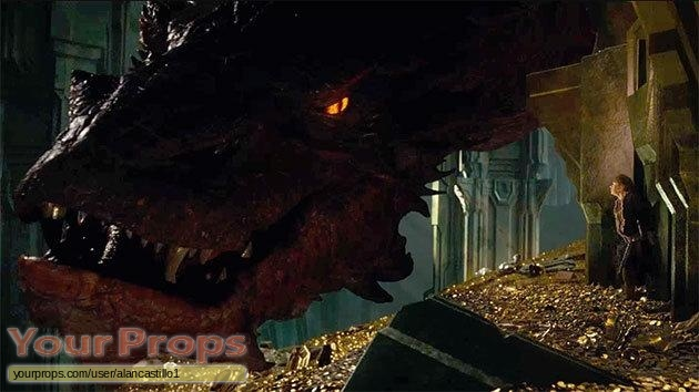 The Hobbit  The Desolation of Smaug replica movie prop