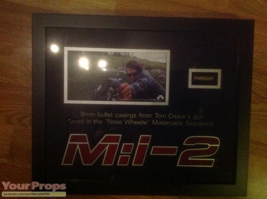 Mission  Impossible 2 original movie prop