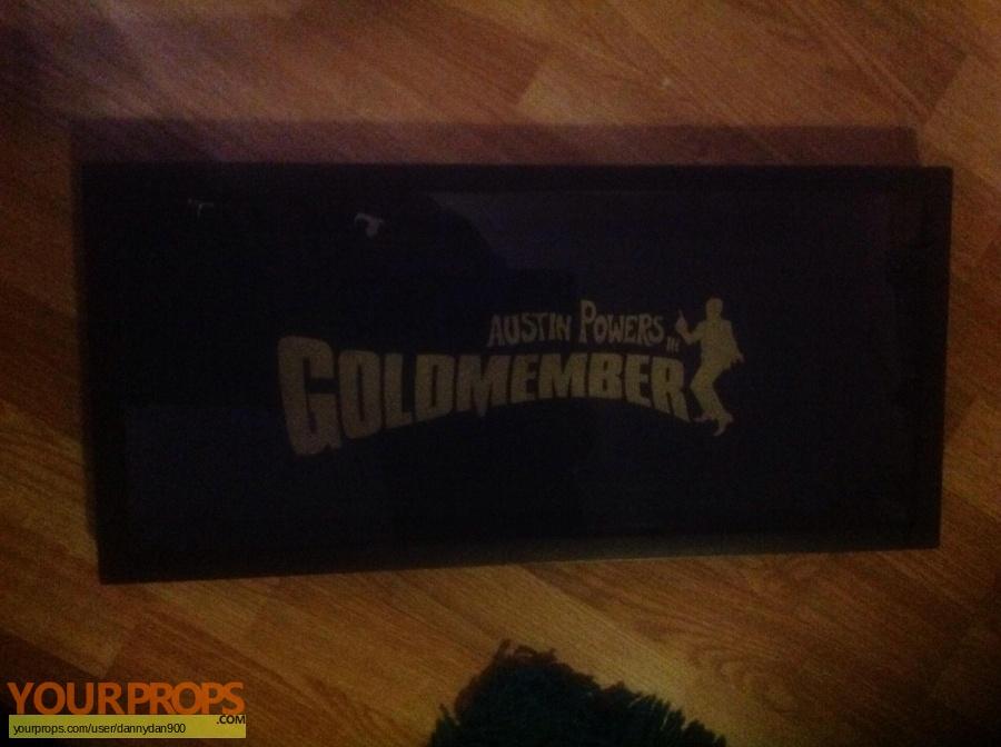 Austin Powers  Goldmember original production material