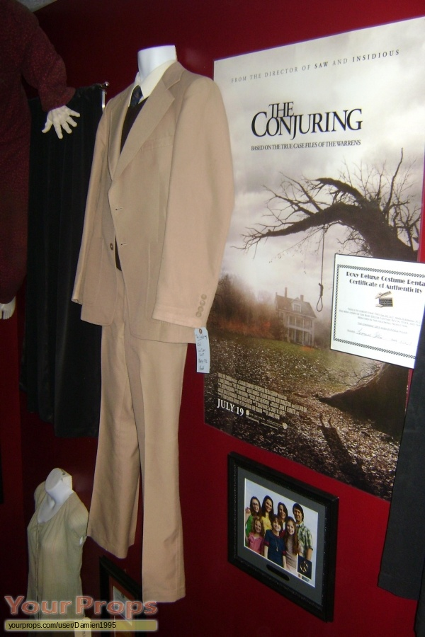 The Conjuring original movie costume