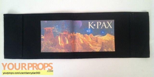 K-PAX original production material
