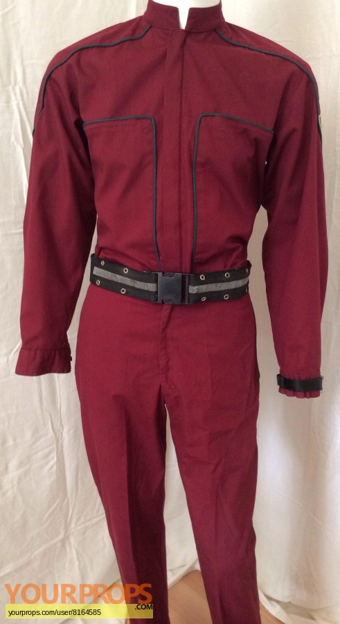 Forbidden Planet (unproduced) original movie costume