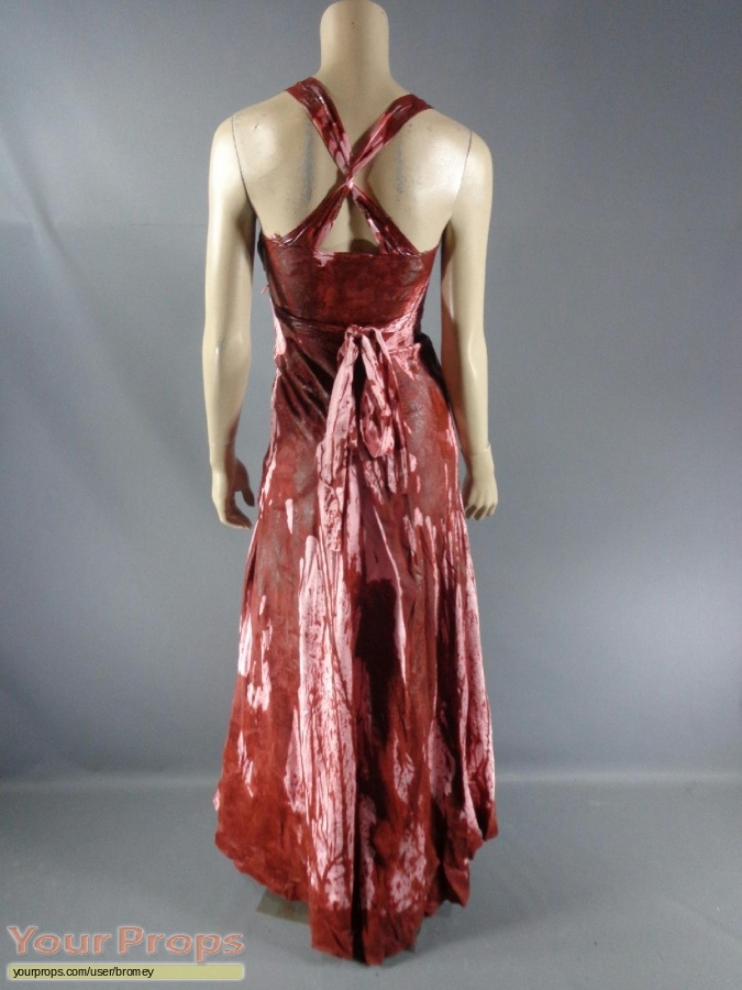 Carrie Carrie White PH DBL prom dress (post bucket