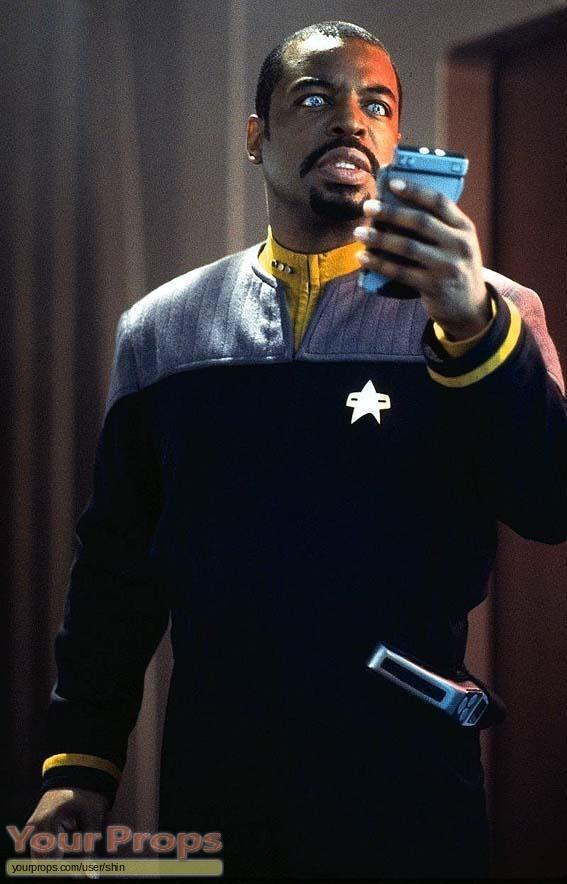 Star Trek  Nemesis original movie costume