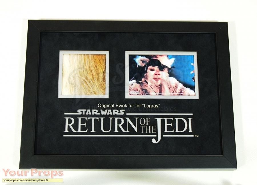 Star Wars  Return Of The Jedi swatch   fragment movie costume