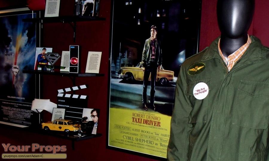 Taxi Driver replica movie prop