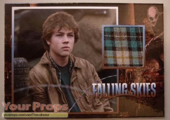 Falling Skies original movie prop