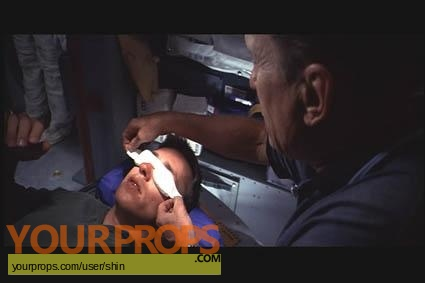Deep Impact original movie prop