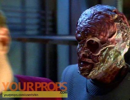 Star Trek  Voyager original make-up   prosthetics