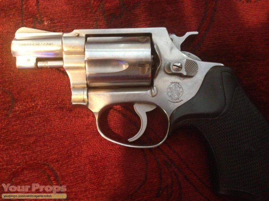Back To The Future 2 Smith & Wesson Model 60 with rubber ...