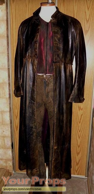 The Crow  City of Angels original movie costume