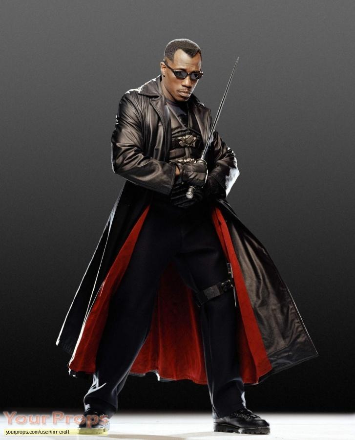 Blade  Trinity original movie costume