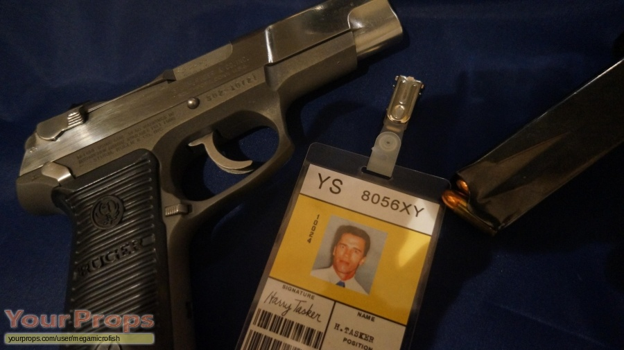 True Lies replica movie prop weapon
