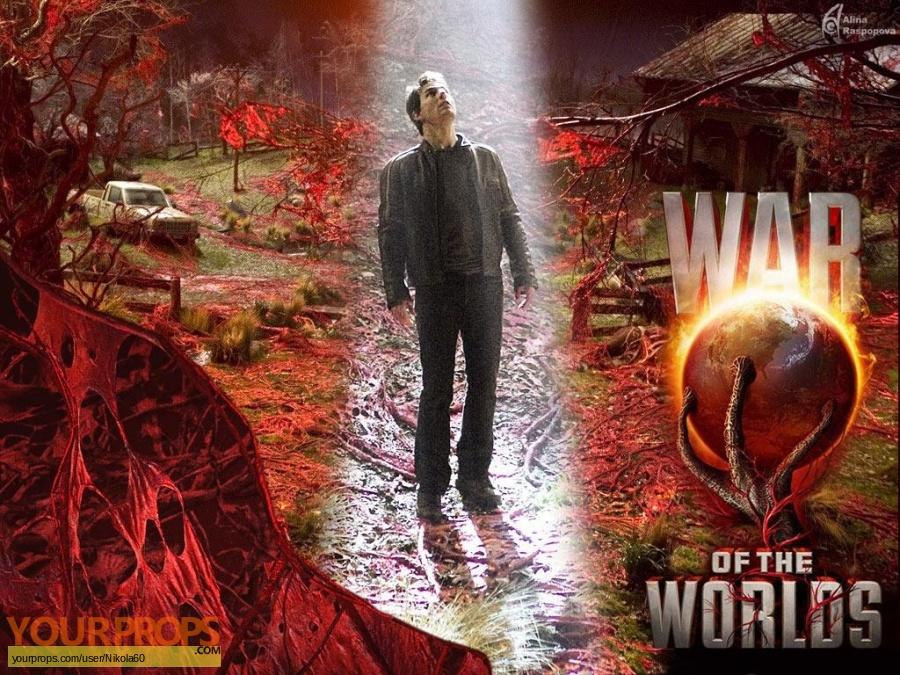 War of the Worlds original movie prop