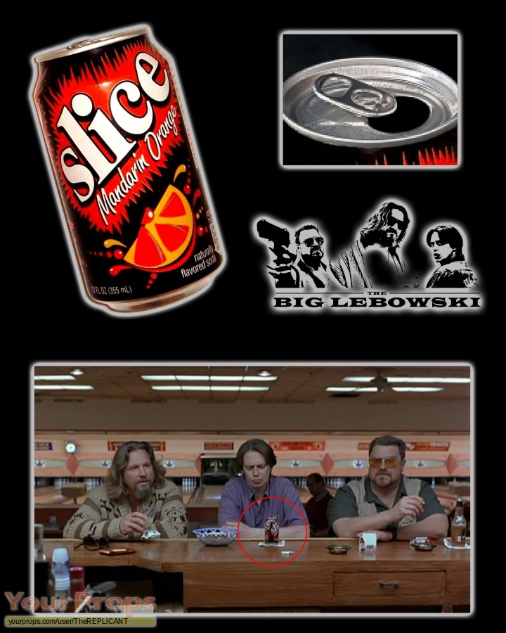 The Big Lebowski original movie prop